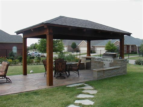 pavilion plans backyard outdoor pavilion plans that offer a pleasant relaxing time