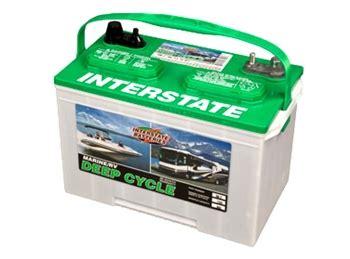 interstate boat batteries interstate marine batteries
