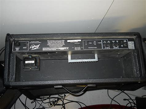 peavey supreme peavey supreme guitar lifier 25 50 100 watt reverb