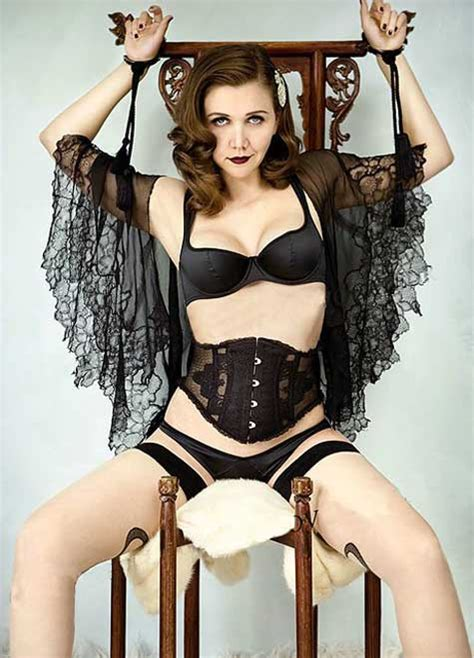 Maggie Gyllenhaal For Provocateur by A New Provocative And Sale On Coquette