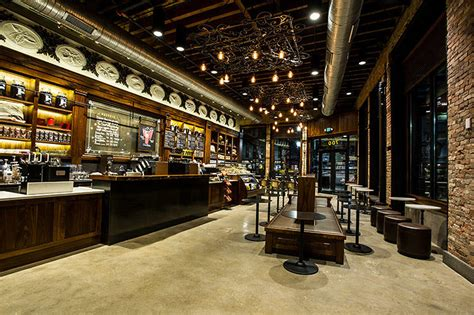 product layout of starbucks starbucks channels old world mysticism in new big easy