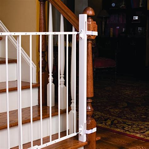 Safety Gates For Stairs With Banisters by Ez Fit Baby Safety Gate Adapter Kit Protect Banisters And Walls Great For Children And Pets