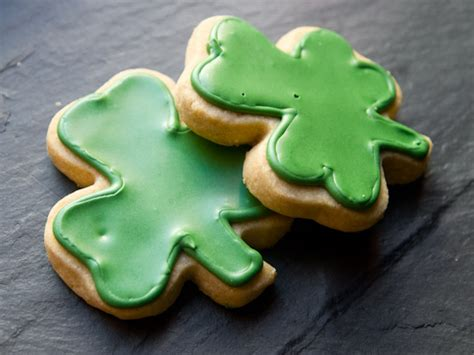 Ideas For New Kitchen Sugar Rush St Patrick S Day Shortbread Cookies At