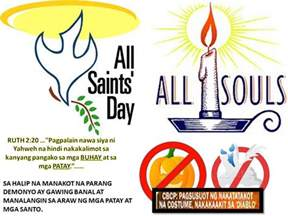 all saints day greetings image