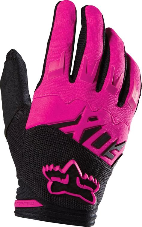womens motocross gloves fox racing womens dirtpaw race mesh mx motocross riding