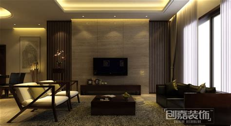 villa decoration villa decoration asian living room other by chuangjia decoration