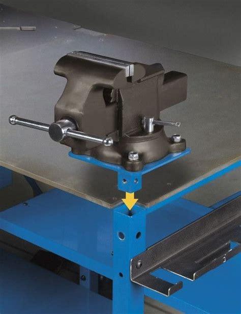 Garage Workbench Designs les 25 meilleures id 233 es concernant welding table sur