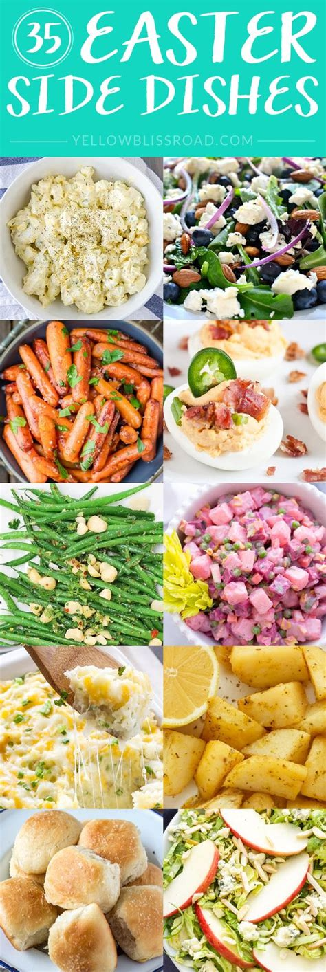 easter lunch side dishes easter side dishes easter recipes for the and sprouts