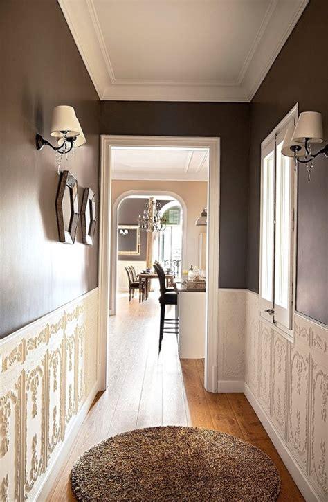 schmalen flur gestalten beautiful wohnideen wnde flur photos house design ideas