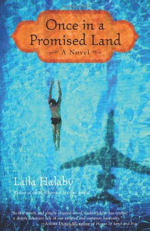a promised books once in a promised land by laila halaby reviews