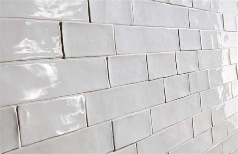Handcrafted Wall - subway tiles sydney metro tiles bathroom handmade subway