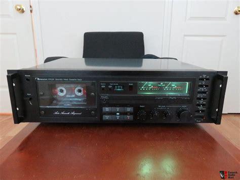 nakamichi cassette decks nakamichi 670zx cassette deck photo 1547905 canuck