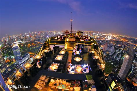 Roof Top Bar In Bangkok by Top 20 Rooftop Bars In Bangkok 2018 Bangkok Nightlife