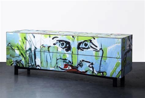 Graffiti Furniture by Graffiti Furniture Brings Into Your Home