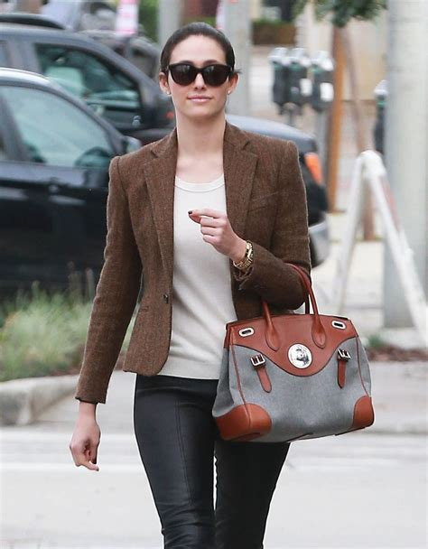 Style Emmy Rossum by Emmy Rossum Style Out In Los Angeles December 2014