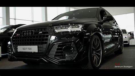 Audi Zentrum Stuttgart by The Beast Unser Audi Abt Sq7 Youtube