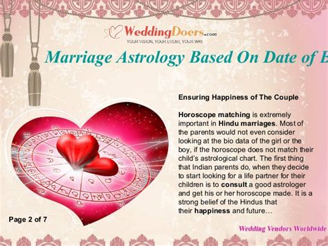 wedding date calculator based on date of birth matchmaking by date of birth and time memopatriot