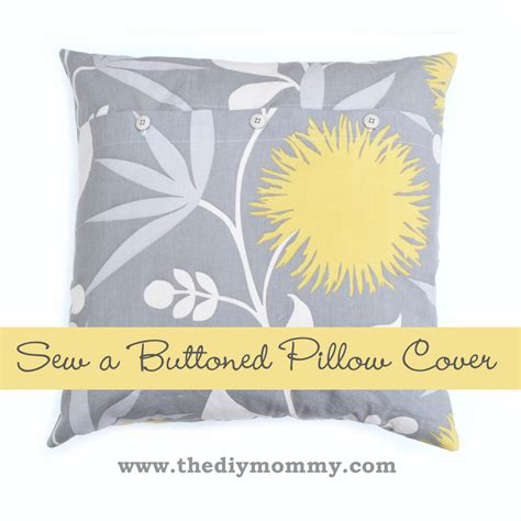How To Make A Sham Pillow Cover by 40 Diy Ideas For Decorative Throw Pillows Cases