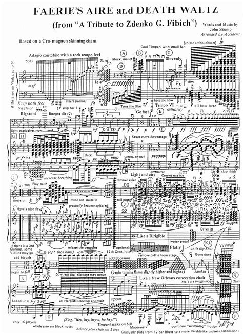 final section of a musical piece music jokes page 2 xkcd
