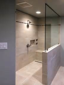 dusche aus glas glass screens panels shower doors of