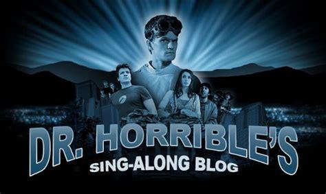 filme schauen dr horrible s sing along blog 10 dr horrible s sing along blog rgs film club