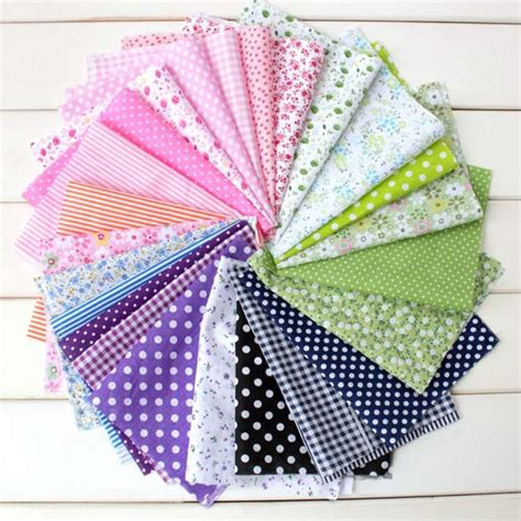 Patchwork Materials - aliexpress buy 20 pcs different pattern patchwork
