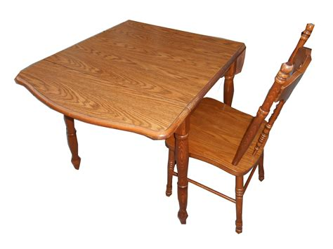 uhuru furniture collectibles drop leaf table with 2