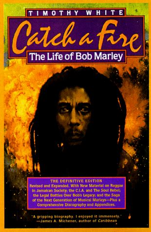 bob marley biography book online epub catch a fire the life of bob marley by timothy