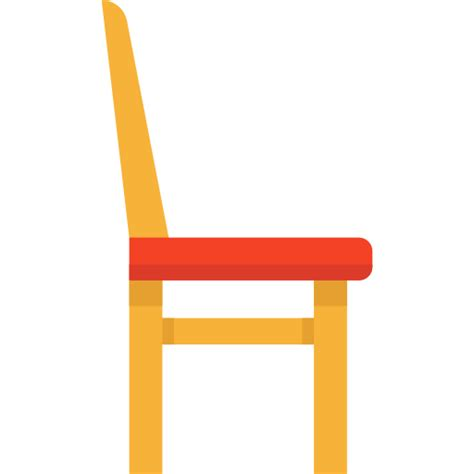 stuhl icon chair free furniture and household icons