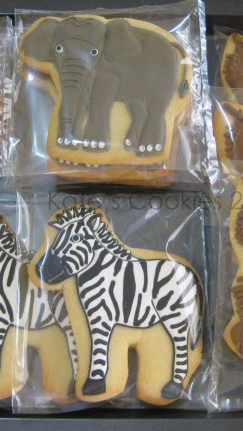 sugar cookies animals images  pinterest sugar