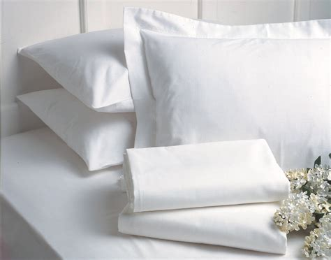 Cheap White Pillow by 20 King 300 Threadcount 100 Cotton White