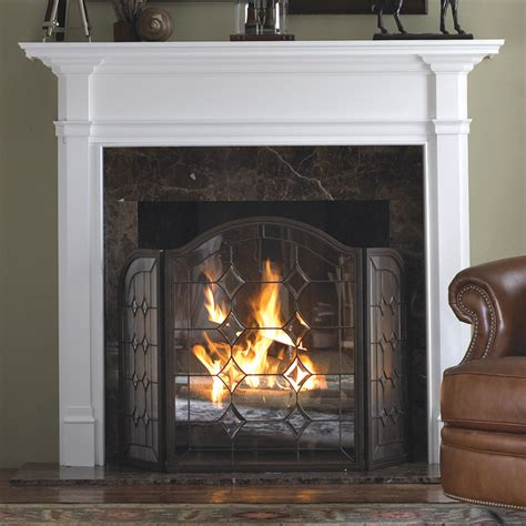 Mantel Fireplace Wood by Hton Custom Wood Fireplace Mantel Surround In Maple