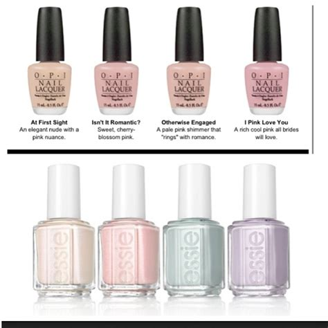 opi hair color the perfect nail color for york wedding day essie or opi