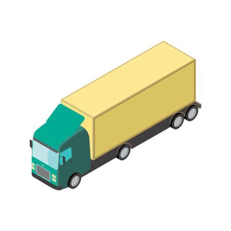 icono logistico de transporte de camiones descargar png