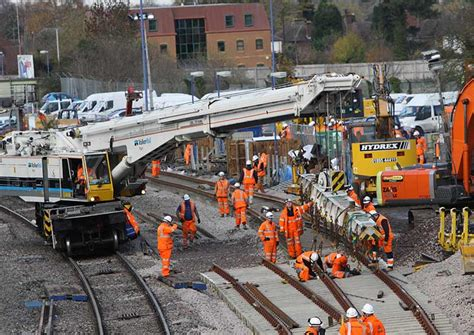 Design Engineer Network Rail | queen elizabeth class base porting infrastructure project