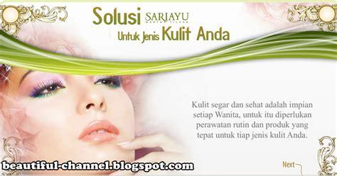 Krim Mata Solusi Sariayu beautiful channel review sariayu scrub mawar