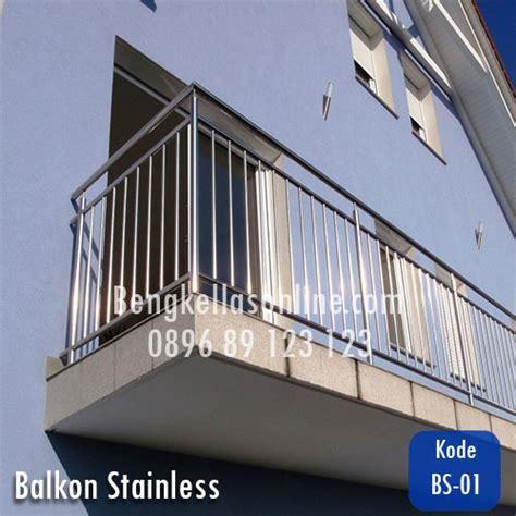 Harga & Model Balkon Stainless   Professional & Murah!