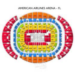 American Airlines Arena Floor Plan American Airlines Arena Fl Tickets American Airlines