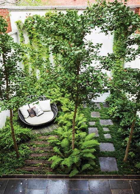 urban backyard 22 shady and fresh gardens to urban jungle ideas house design and decor