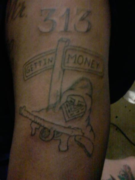 thug tattoos thug tattoos ideas and design