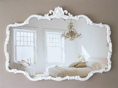 Shabby Chic Vintage Ls by Vintage Cottage Chic Mirror Shabby Chic By