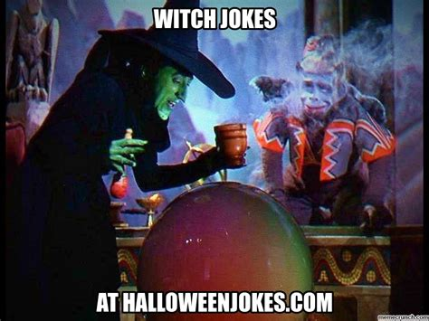 Witch Meme - witch jokes