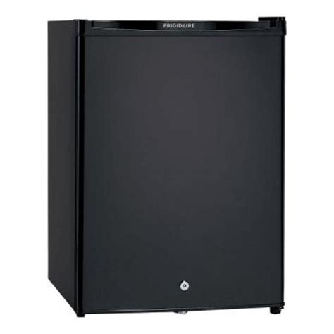 frigidaire 2 5 cu ft mini refrigerator in black