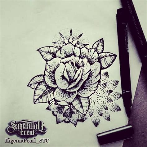 geometric tattoo rosetattoo tattoo tribal this geometric mandala flower artwork is the