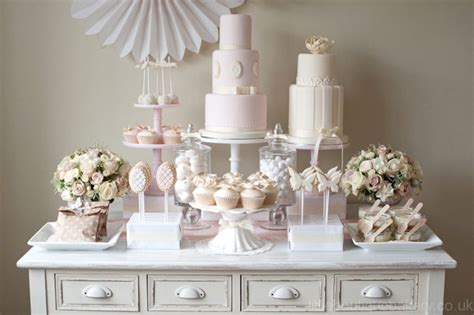 Tiffany And Co Home Decor by Wedding Dessert Table Little Boutique Bakery