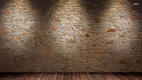 wall images hd brick wall and wood floor wallpaper abstract wallpapers