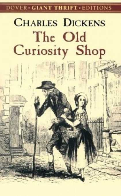 libro anthem dover thrift editions the old curiosity shop book charles dickens books the old curiosity shop dover thrift