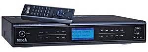 satellite radio for home sirius satellite radio home tuner srh2000 tss radio