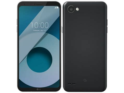 full vision display mobiles list lg q6 with fullvision display snapdragon 435 launched at