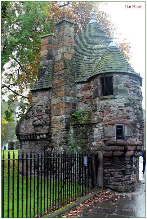 queen marys bath house  photo  edinburgh scotland